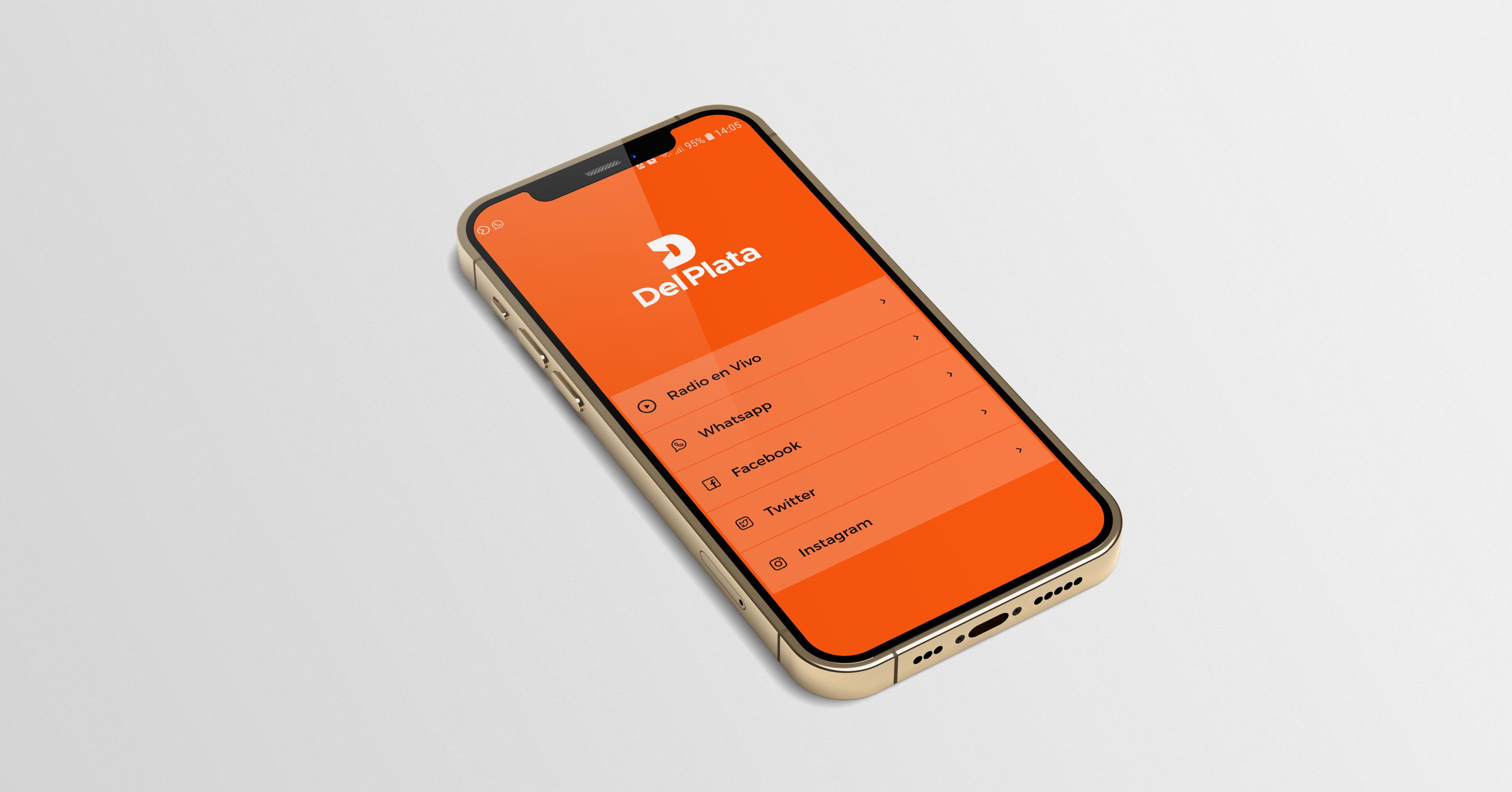 App Del Plata Celular