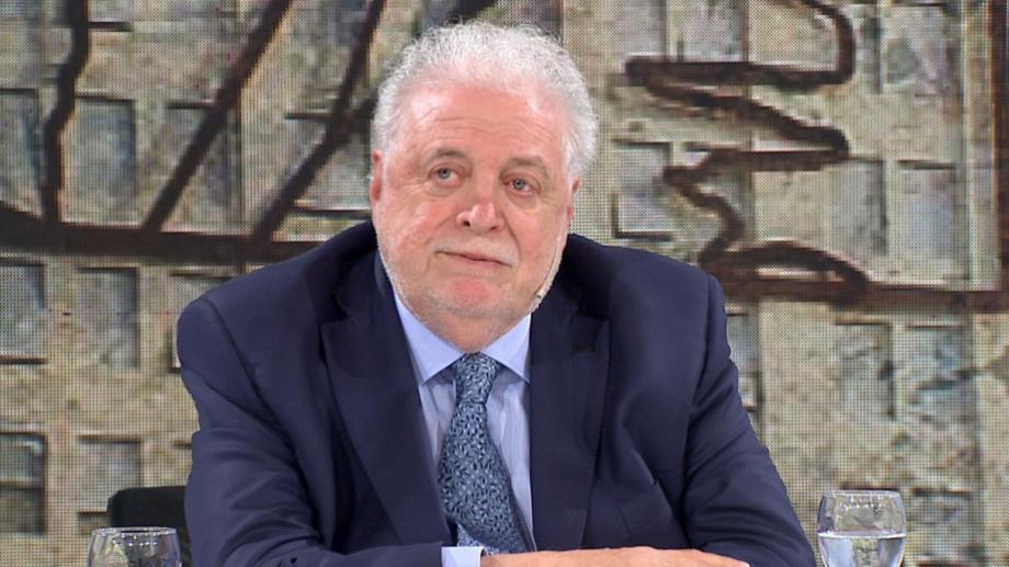 Ginés González García - Radio del plata