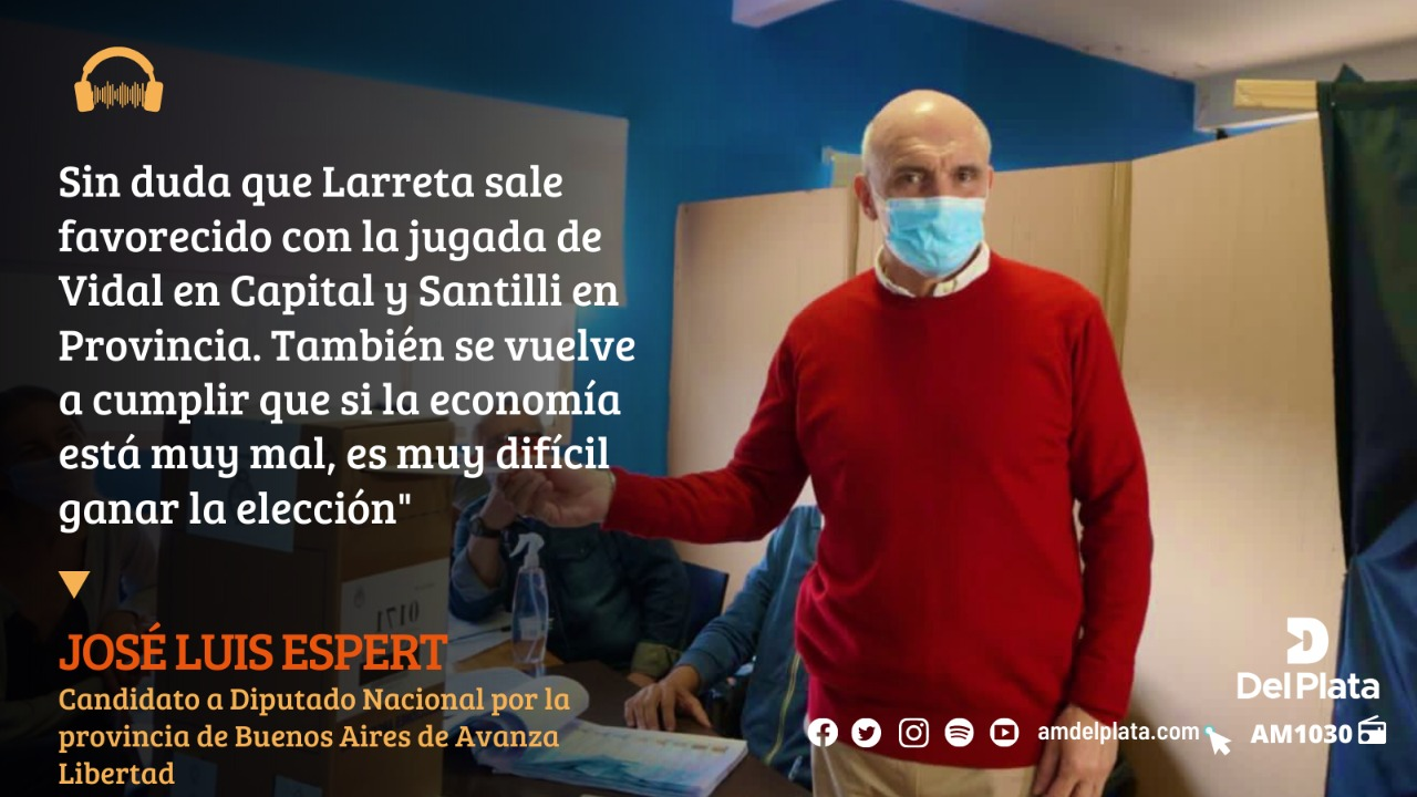 Diputado- José Luis Espert