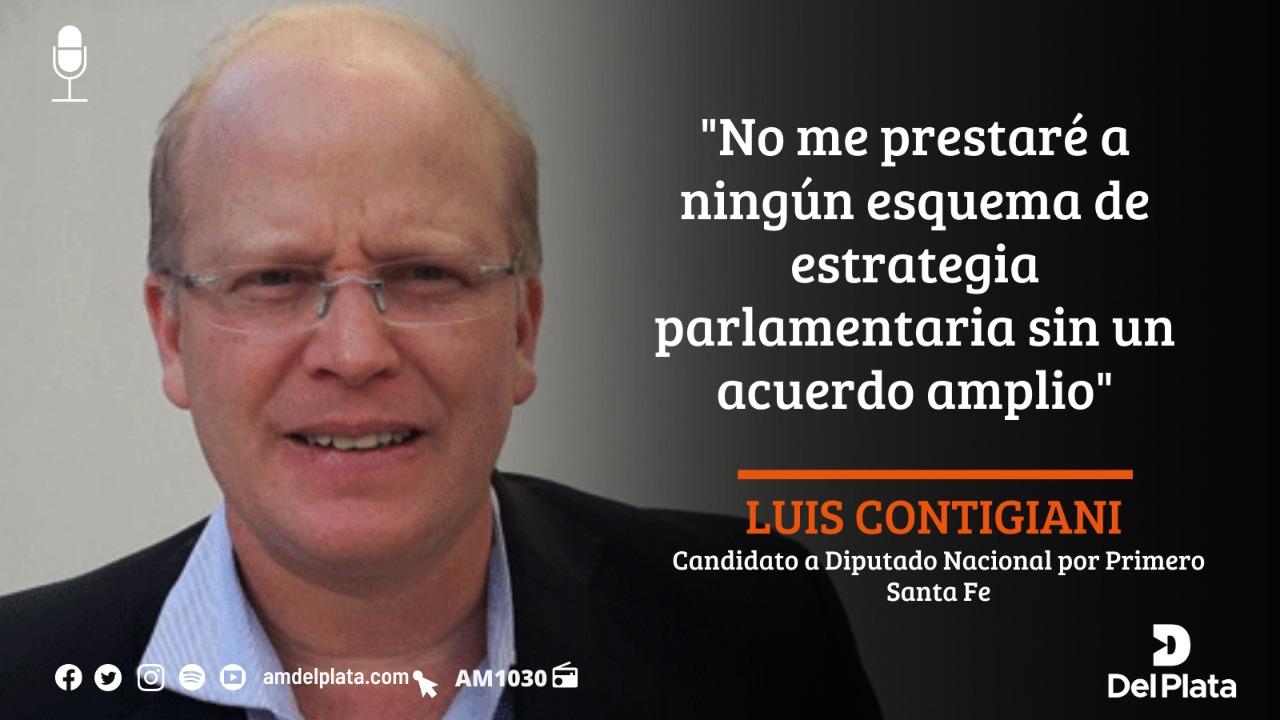Luis Contigiani - Radio del Plata